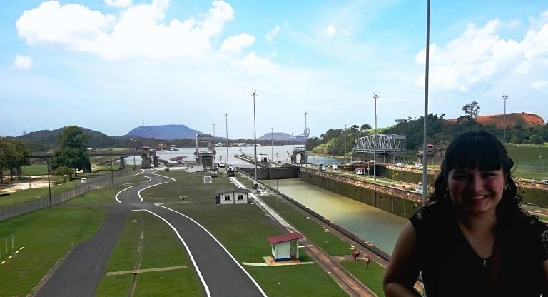 Canal de Panamá conmigo