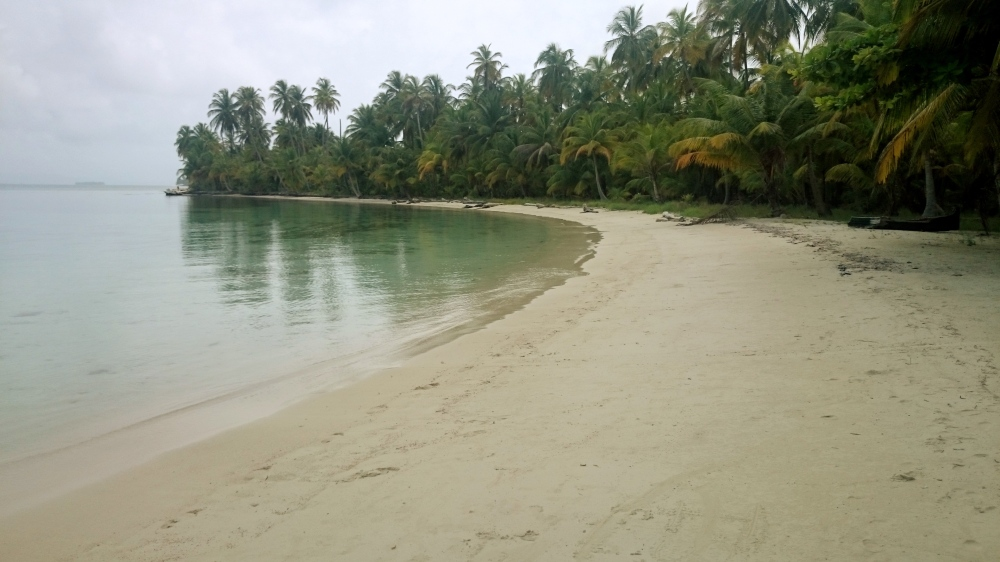una isla